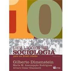 dez lições de sociologia para um brasil cidadão-semi-novo