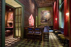 Jade Bar, hotel Gramercy Park