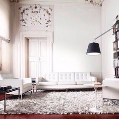 naimabarcelona:  Beautiful interiors vía 1stdibs