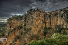 Ronda by vilrom. Please Like http://fb.me/go4photos and Follow @go4fotos Thank You. :-)