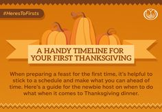 Thanksgiving Tips, Fun Facts, and Recipe Ideas