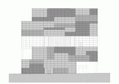 Galería de Oficinas D38 / Arata Isozaki - 15