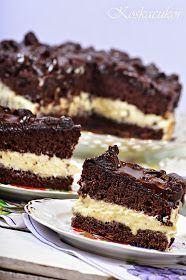 Még a hétvégén készítettem ezt a tortát, ami pillanatok alatt elfogyott. Jó, valóban elég kicsi lett, mert csak a 18 cm-es torta formámat ve... Hungarian Desserts, Hungarian Recipes, Sweet Cookies, Cake Cookies, Surf Cake, Cake Shapes, Bird Cakes, Cold Desserts, Eat Dessert First