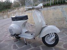1962 Vespa