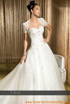 1406  Vestido de Novia  Demetrios Bride