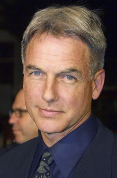 Mark Harmon... Wickedly distinguished and handsome.