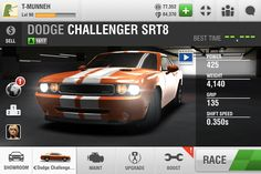 Racing Rivals – Game UI & Promotional Images | Damien Boulat - Graphic Designer