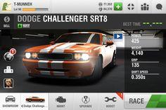 Racing Rivals – Game UI & Promotional Images | Damien Boulat - Graphic Designer