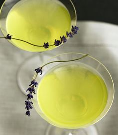 Get Creative with Edible Cocktail Garnishes « aHa! Modern Living