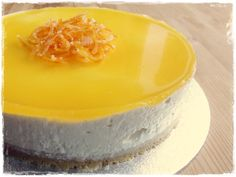 St Clement's Cheesecake B