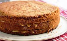 Медовый бисквит - пошаговый кулинарный рецепт на Повар.ру