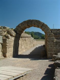 Olympia, Greece #monogramsvacation