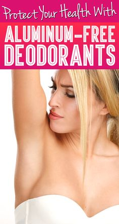 As aluminium free deodorants have grown more popular, so have the options and brand names. Check out the best available products to solve the problem. https://54health.com/body-odor/aluminum-free-deodorant/