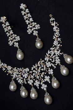 Image result for Pearl Adornment is a Extraordinary Action For a Valentine's Day Inheritance