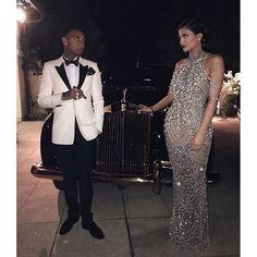 Ekpo Esito Blog: Tyga, his girlfriend Kylie Jenner attend her mom's...