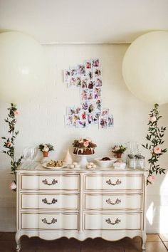 Style Me Pretty Living French Garden 1st Birthday Party