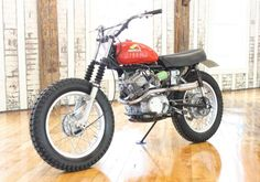 "This interesting custom was built by a Connecticut craftsman who went by the name of ""Flat-Head Jack."" The New England Motorcycle Museum acquired 26 of Jack's bikes for their upcoming collection, however they've run into some financial issues and are liquidating some motorcycles to try and salvage the operation."