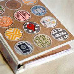 Hybrid European Vacation Planner Binder, digital scrapbook papers, mini binder, itinerary, travel, adventure, organizer
