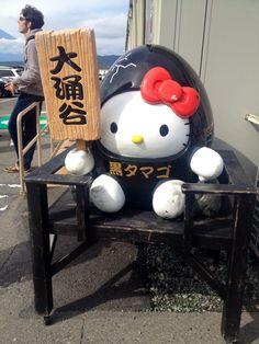 Kawai  Hello kitty  Japan  Fujiyama