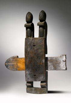 Africa | Door lock from the Dogon people of Mali | Wood