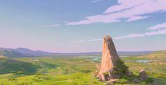 Disney And Dreamworks, Disney Pixar, Lion King Photos, Landscape Drawings, Landscapes, Lion King Fan Art, Pride Rock, Disney Pictures, Print Pictures