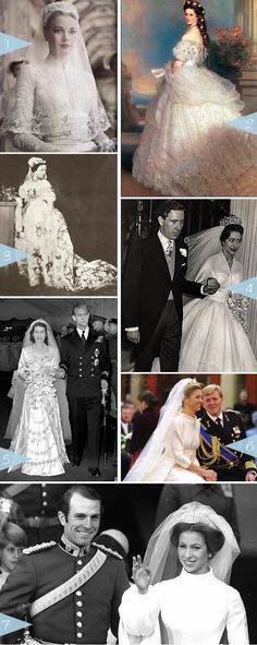 A Look Back at Royal Brides | WeddingWire: The Blog