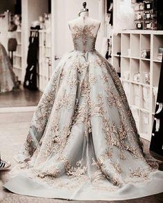 { @reem_acra Haute Couture 2017 } x-d