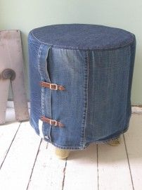 now i know what to do with all those old jeans!