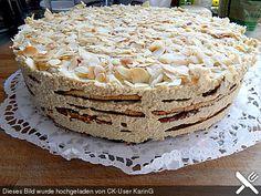 Karins Agnes - Bernauer - Torte