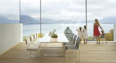 Extrados: A Modular Dining Table - http://www.decorationarch.net/interior-design-ideas/extrados-a-modular-dining-table.html