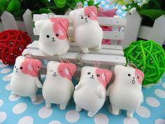Wholesale Kawaii - Buy Popular Squishy Soft Puppy Mushroom Phone Pendant Strap Kawaii Squishies $2.1 | DHgate.com