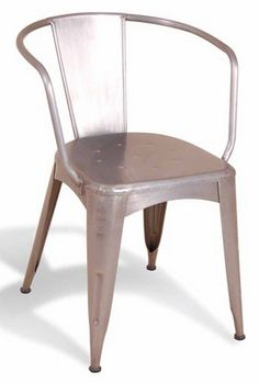 French Metal Cafe Chair - £149.00 - Hicks and Hicks