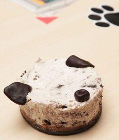 Receta de Mini Cheesecakes de los 101 Dalmatitos