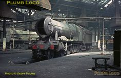 4703, Old Oak Common MPD, 3rd May 1964                                                                                                                                                     More
