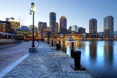 10 melhores cidades nos EUA para recém-formados
