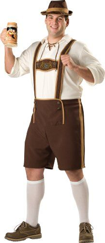 Pick up a tall glass of beer and celebrate Oktoberfest in this plus size traditional Bavarian costume. This is a great German beer guy costume for Oktoberfest and Halloween. Couple Halloween Costumes, Adult Costumes, Guy Costumes, Female Costumes, Holiday Costumes, Costume Ideas, Costume Oktoberfest, Oktoberfest Party, German Look