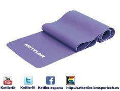 Latex Flexi Band - Kettler es una empresa alemana dedicada a la fabricación de máquinas de fitness.  http://satkettler.bmsportech.es