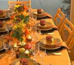 cena de accion de gracias - Buscar con Google