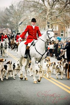 Middleburg Christmas Parade.