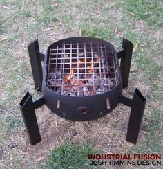 Energetic screened diy welding projects ideas Contact us Metal Projects, Welding Projects, Metal Crafts, Outdoor Stove, Outdoor Fire, Fire Cooking, Outdoor Cooking, Diy Welding, Rocket Stoves