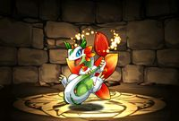 Puchilip - Puzzle & Dragons Wiki - Wikia Puzzles And Dragons, Bowser, Painting, Fictional Characters, Art, Art Background, Painting Art, Paintings, Kunst