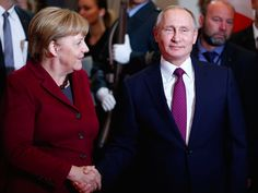 Worried it may hurt European businesses Germany is taking a look at the US's Russia sanctions bill