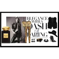 """""""Glam Rock"""" by erminafausta on Polyvore"""