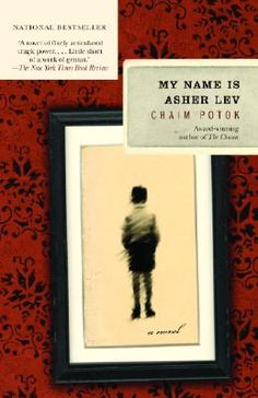 My Name Is Asher Lev by Chaim Potok I really really liked this book.   Eileen