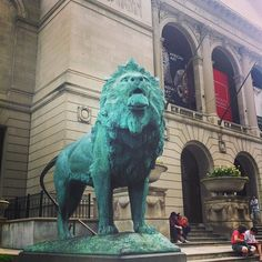 The Art Institute of Chicago in Chicago, IL Free on Thursdays to IL Residents