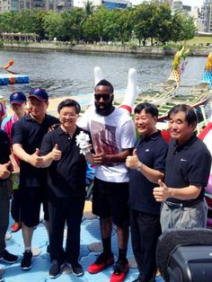 James Harden Visits Taiwan | THE OFFICIAL SITE OF THE HOUSTON ROCKETS