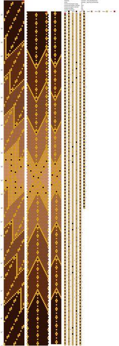 15 around tubular bead crochet rope pattern Bead Crochet Patterns, Bead Crochet Rope, Peyote Patterns, Loom Patterns, Beading Patterns, Seed Bead Jewelry, Beaded Jewelry, Crochet Beaded Necklace, Bead Loom Bracelets