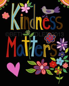 Kindness Matters by Beth Nadler