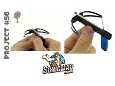 ▶ Make a Mini Crossbow: SonicDad Project #56: The Sonic Micro Crossbow - YouTube