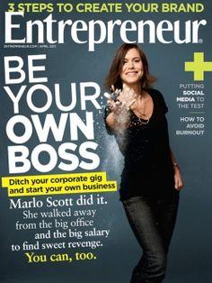 April 2011 issue of Entrepreneur Magazine. Read the stories here: http://www.entrepreneur.com/entrepreneurmagazine/2011/04